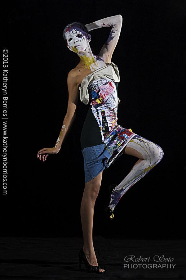 Diseñadora de moda y Artista Visual