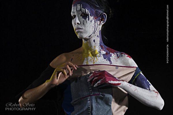 Moda de Autor-Sesión de Fotos Vanguardia