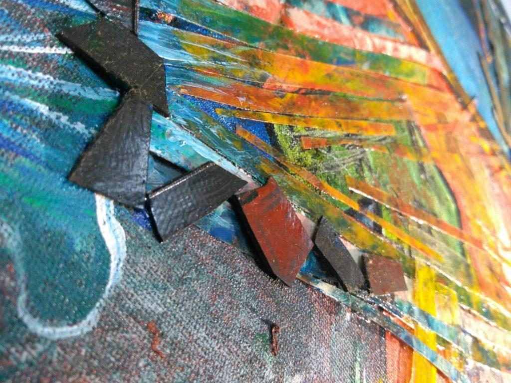 Modern Art / 3d Sculpture. Remolinos- El AlmaModern Art / 3d Sculpture. Remolinos- El Alma