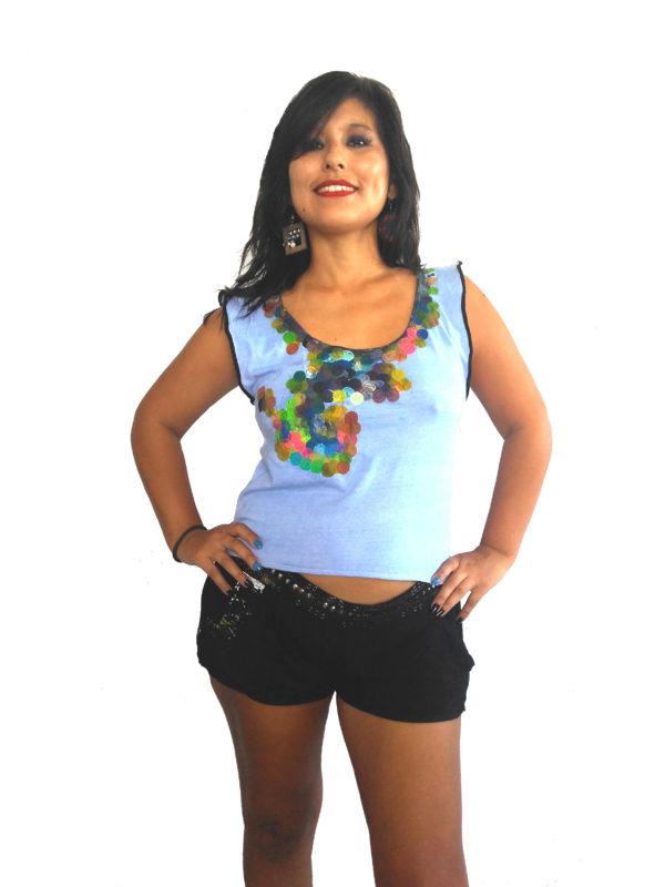 T-shirt Átomos III