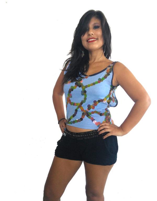 T-shirt Átomos IV