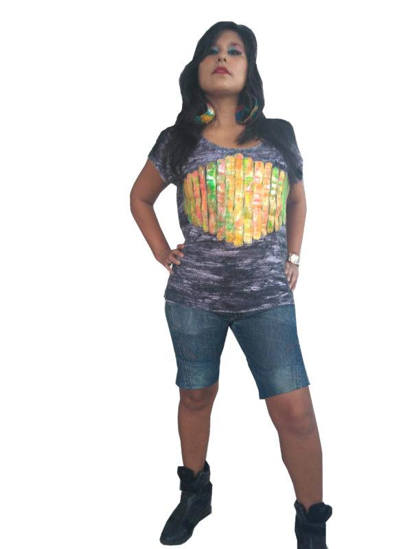 T-shirt Equalizador