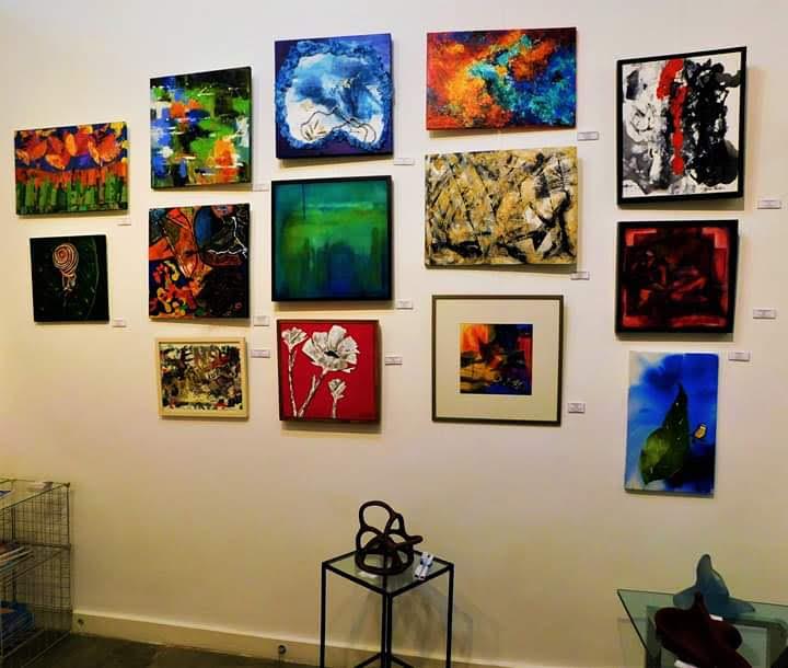 Concurso Galeria de Arte Mblois Rio de Janeiro