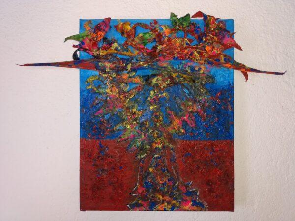 Obra de Arte-Grietas Expuestas